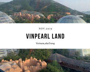【越南-芽莊】珍珠島樂園 Vinpearl Land-號稱越南迪士尼