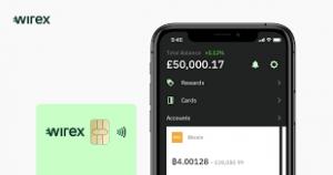 【區塊鏈】Wirex。可以使用加密貨幣的簽帳金融卡(Debit Card)